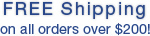 FREE Shipping on orders over $200 of HMR Foods!