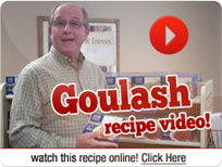 Goulash recipe video