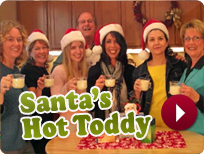 Santa's Hot Toddy Recipe