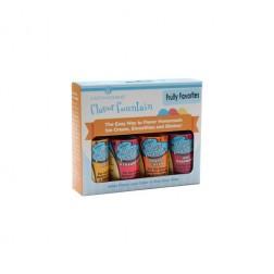 LorAnn Fruity Favorites 4-Pack Flavor Fountain Assortment