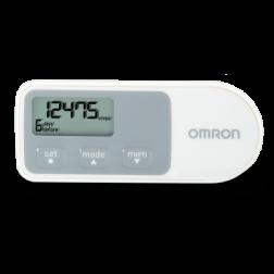 Omron HJ-320 Tri Axis Pedometer - White